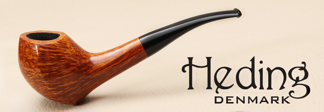 Peter Heding Pipes At Smokingpipes.com