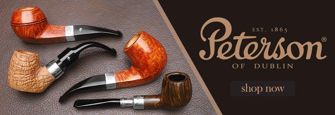 Peterson Pipes At Smokingpipes.com