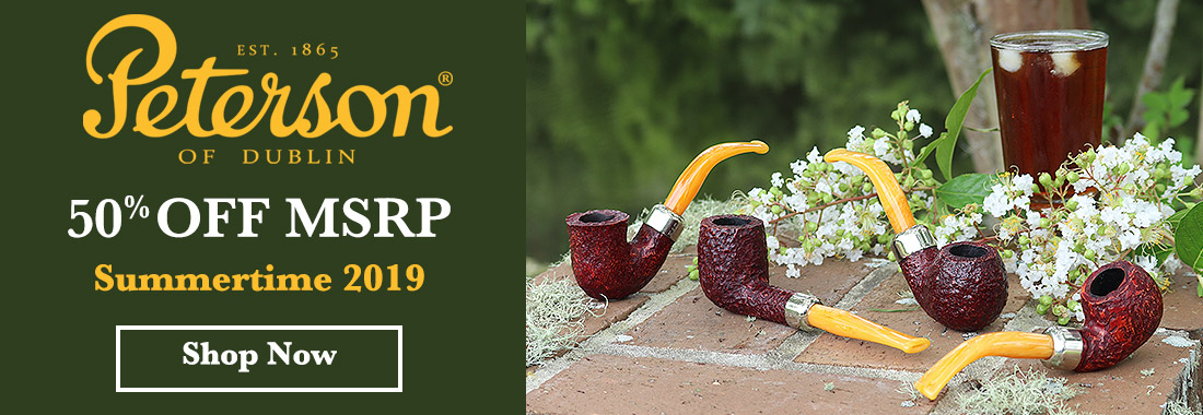 Peterson Summertime Pipes At Smokingpipes.com