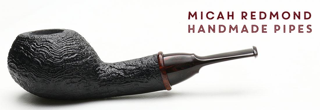 Micah Redmond Pipes At Smokingpipes.com