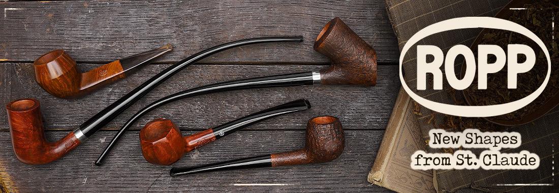 Ropp Pipes At Smokingpipes.com
