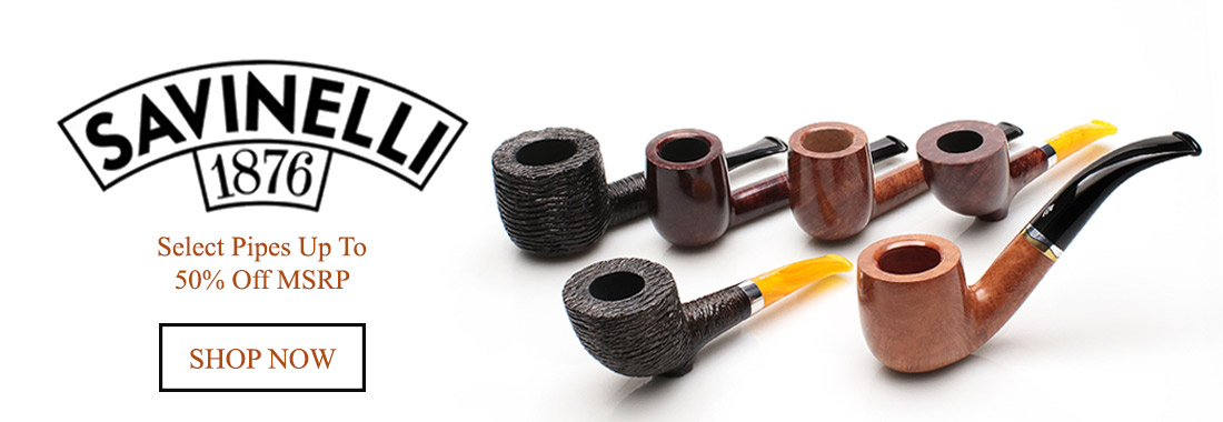 Savinelli Pipes At Smokingpipes.com