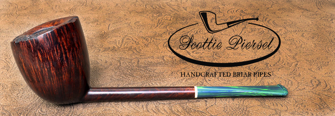 Scottie Piersel Pipes at Smokingpipes.com