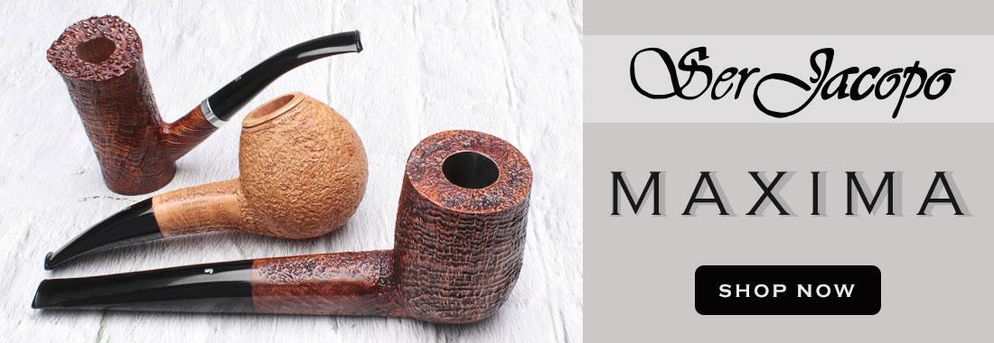 Ser Jacopo Maxima Pipes At Smokingpipes.com