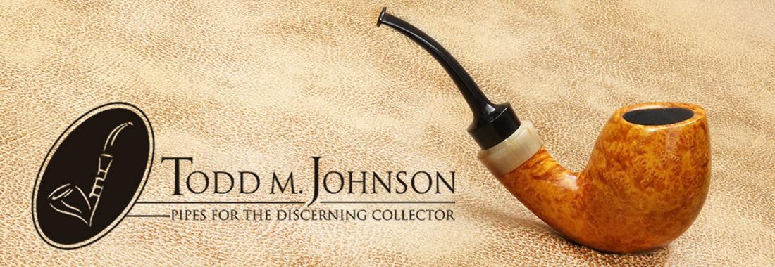Todd Johnson Pipes At Smokingpipes.com