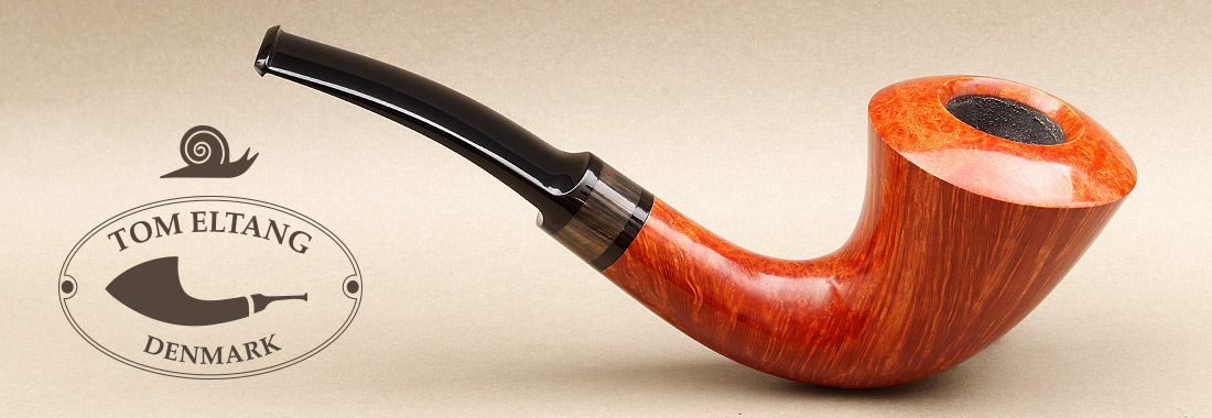 Tom Eltang Pipes at Smokingpipes.com
