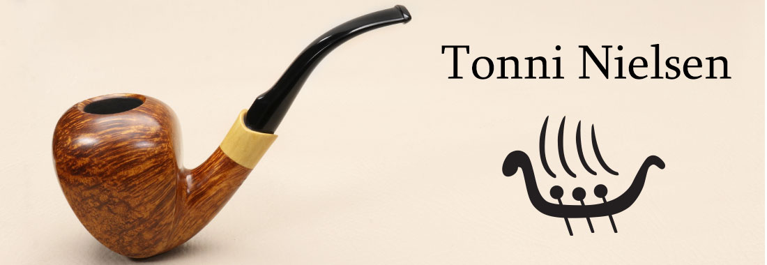 Tonni Nielson Pipes at Smokingpipes.com