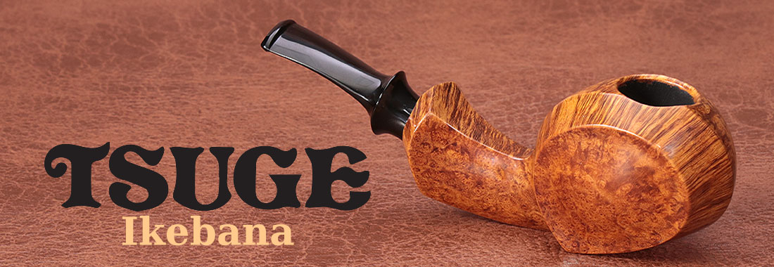 Tsuge Ikebana Pipes