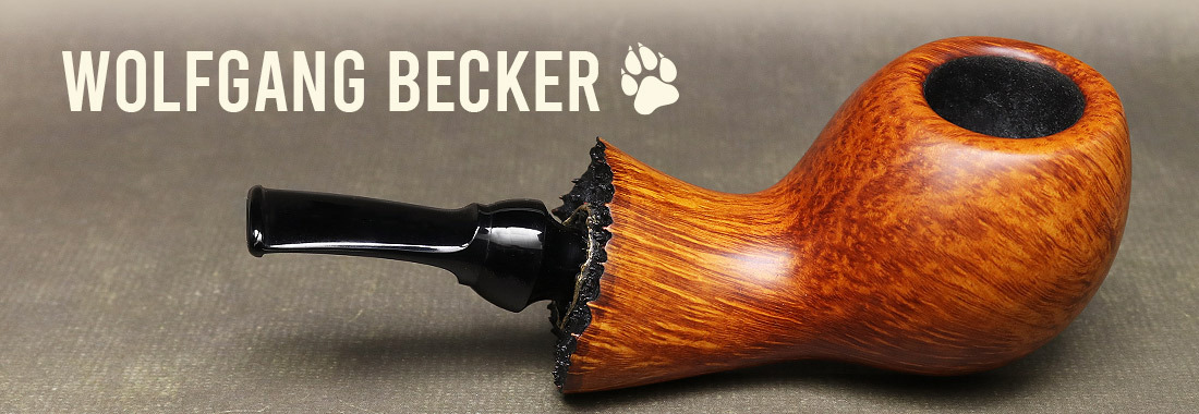 Wolfgang Becker Pipes