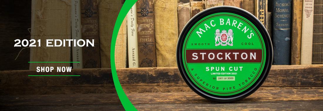 Mac Baren's Stockton Spun Cut At Smokingpipes.com