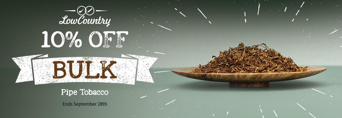 10% Off Low Country Bulk Tobacco At Smokingpipes.com