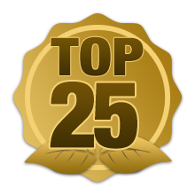 Top 25 graphic