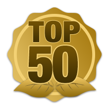 Top 50 graphic