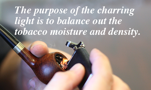 Packing a pipe Smoking a pipe after packing & How To Pack u0026 Light Your Pipe